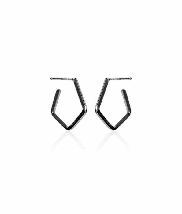 CROOKED EARRINGS, SMALL