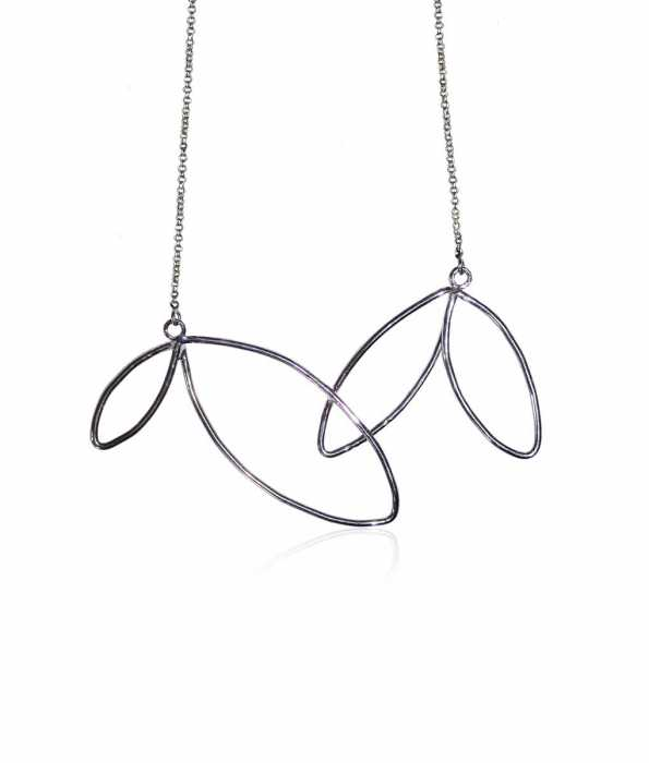 LEAVES NECKLACE, SMALL